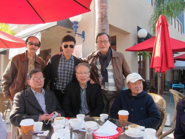 Hang ngoi: Thi si To Thuy Yen/ NS Dang Khanh / Thi si Du Tu Le Hang dung: Nha Bao Ngoc Hoai Phuong- Ca si Tuan Ngoc- Anh Hien