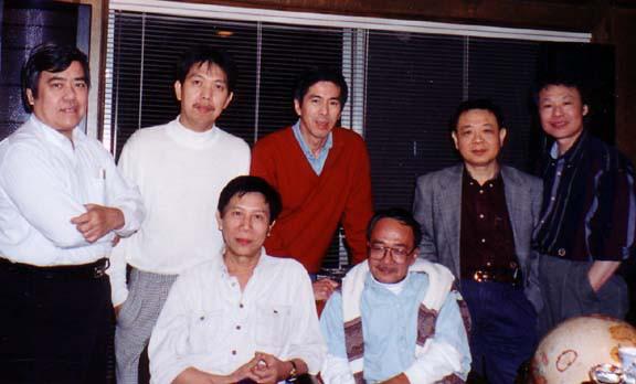 Nguyễn Xuân Hoàng và các bạn tại Đăng Khánh 2000 Concert