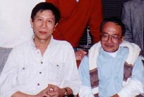 Nguyễn Xuân Hoàng và Du Tử Lê @607 Willogren